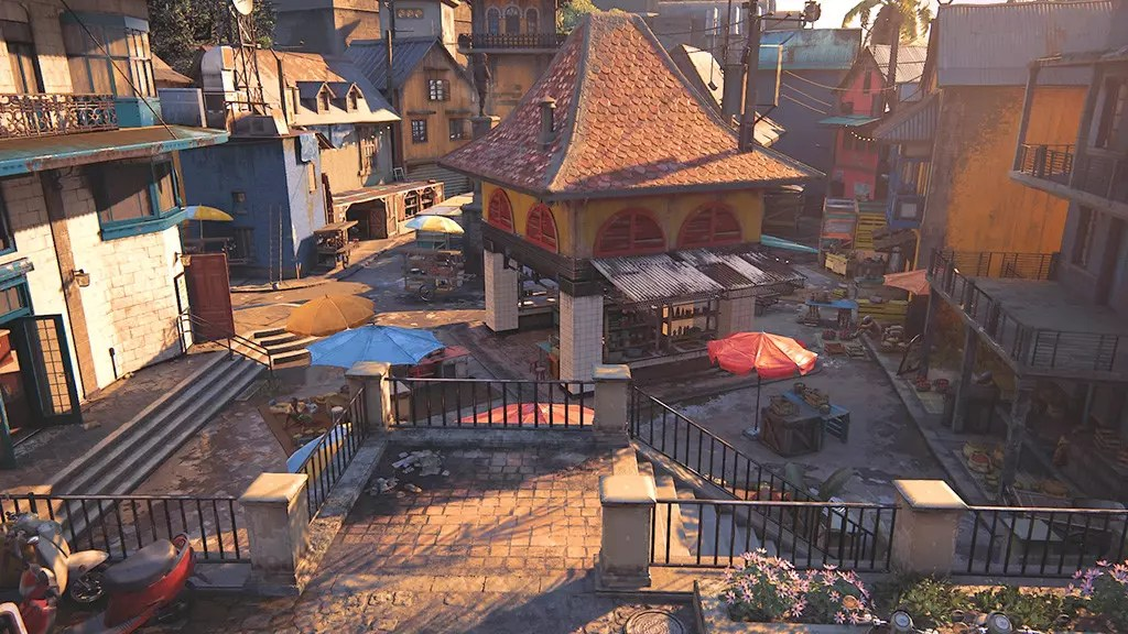 Uncharted 4 King's Bay City