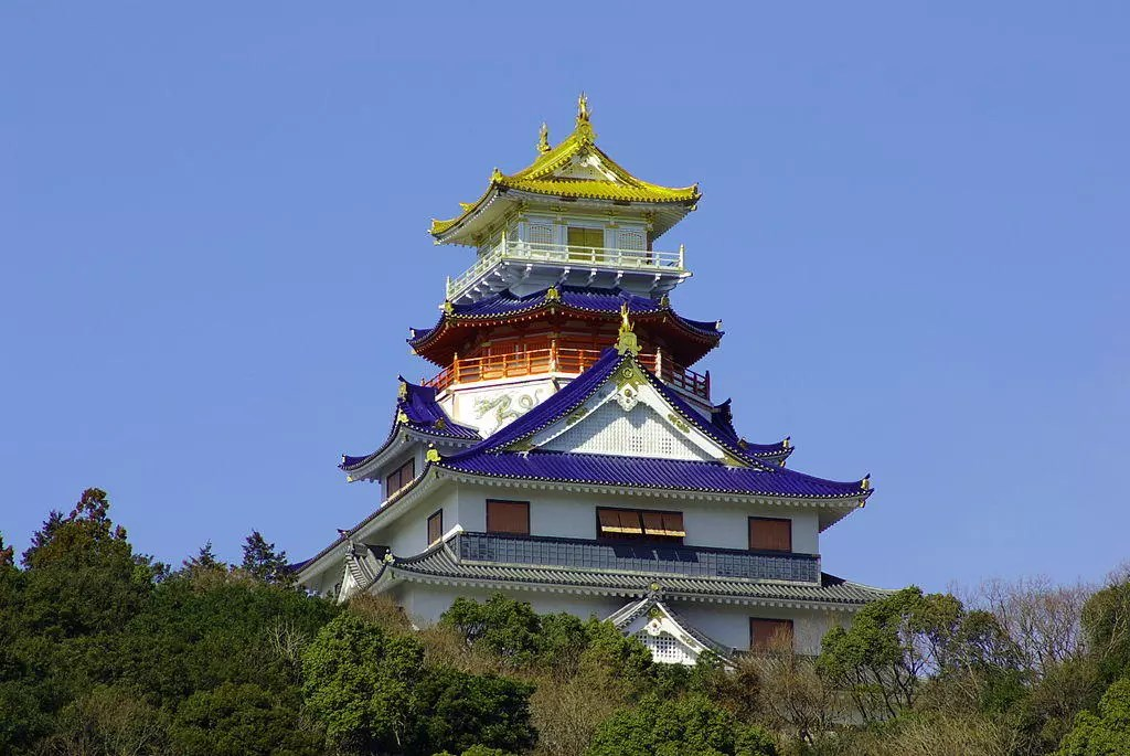 Azuchi Castle Reconstruction