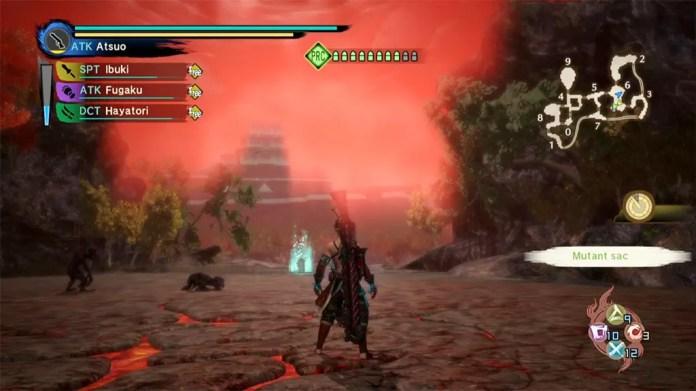 PS4 Age of War screenshot.