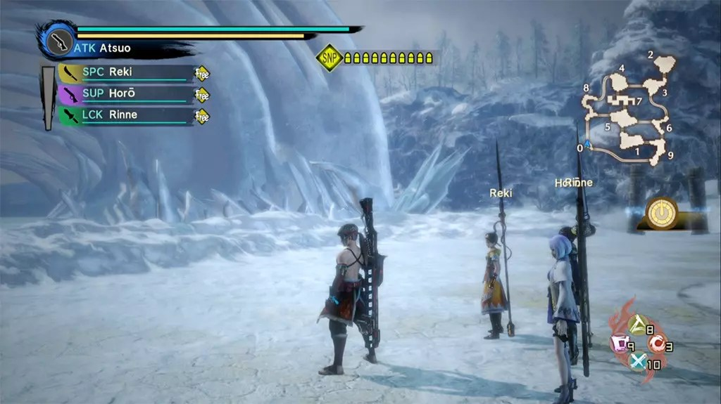 Let's Visit Historical Japan with Toukiden Kiwami Part 5 – The Age of Chaos