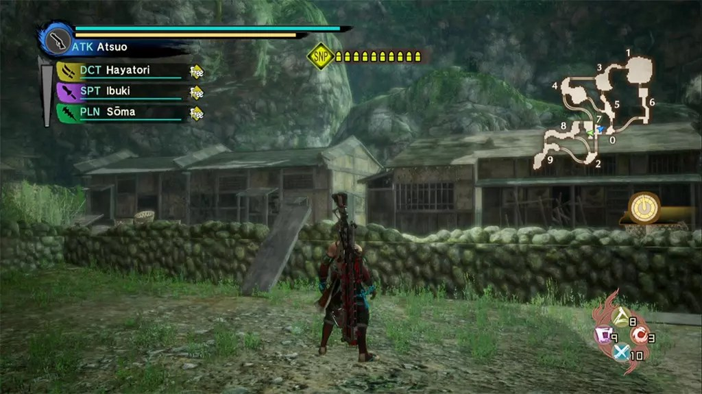 Age of Honor Screenshot.