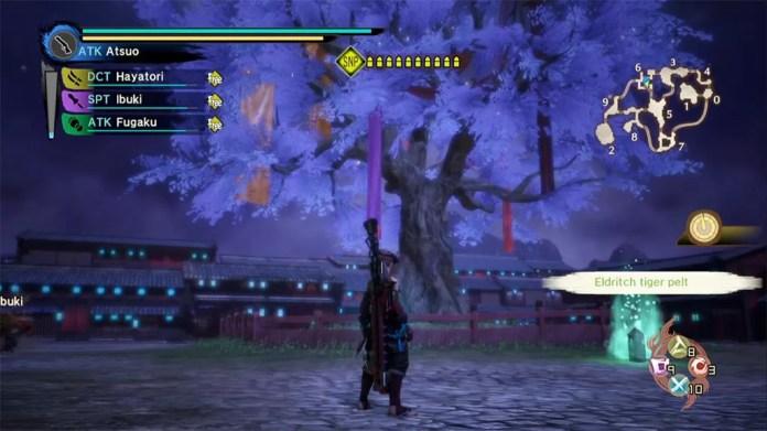 Toukiden Kiwami PlayStation 4 Screenshot.