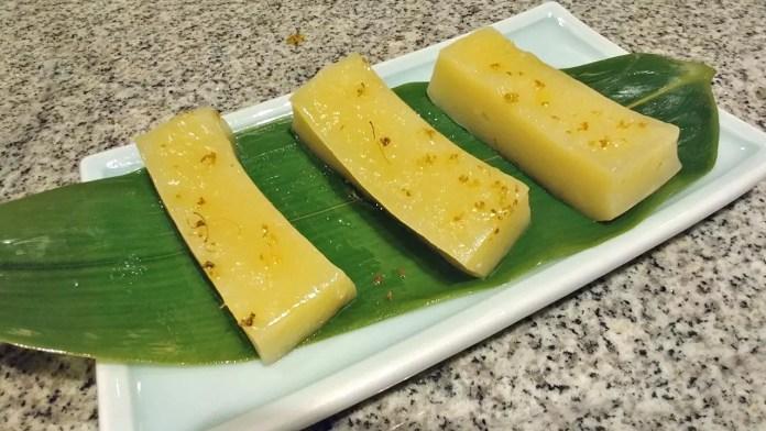 Osmanthus-Scented Steamed Sponge at Nanjing Impressions Plaza Singapura Outlet