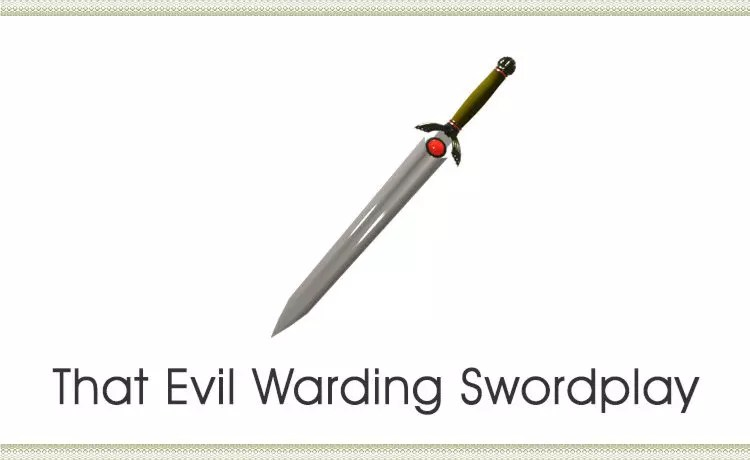Nuclear Arms and Jinyong's Evil Warding Swordplay