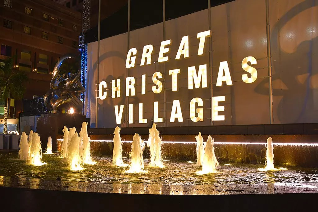 Great Christmas Village, Singapore.