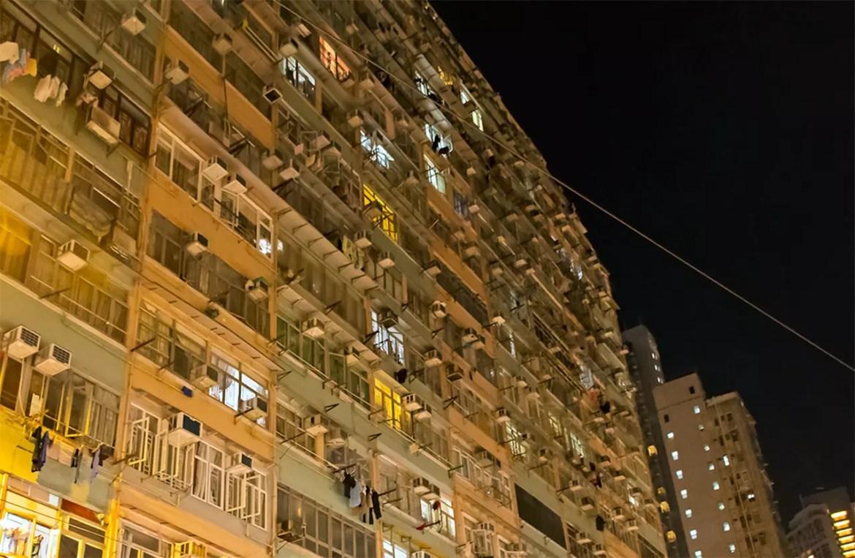 North Point Apartments, Hong Kong