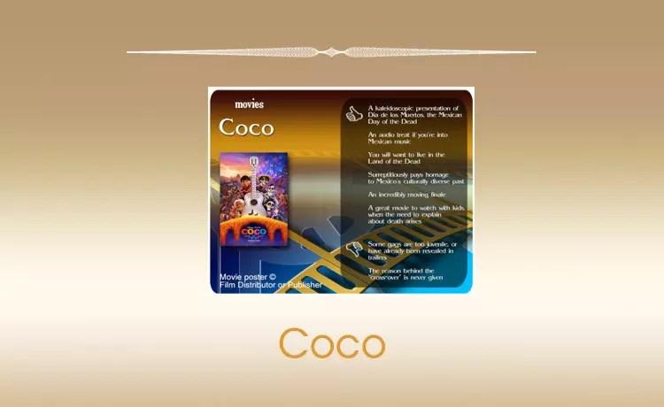 Pixar's Coco Movie Review