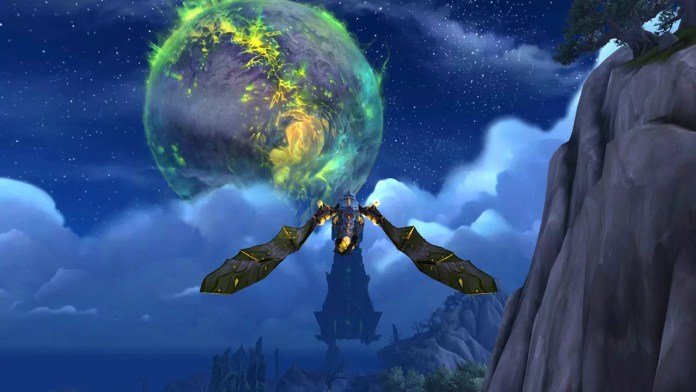 Reaction to Battle for Azeroth announcement.