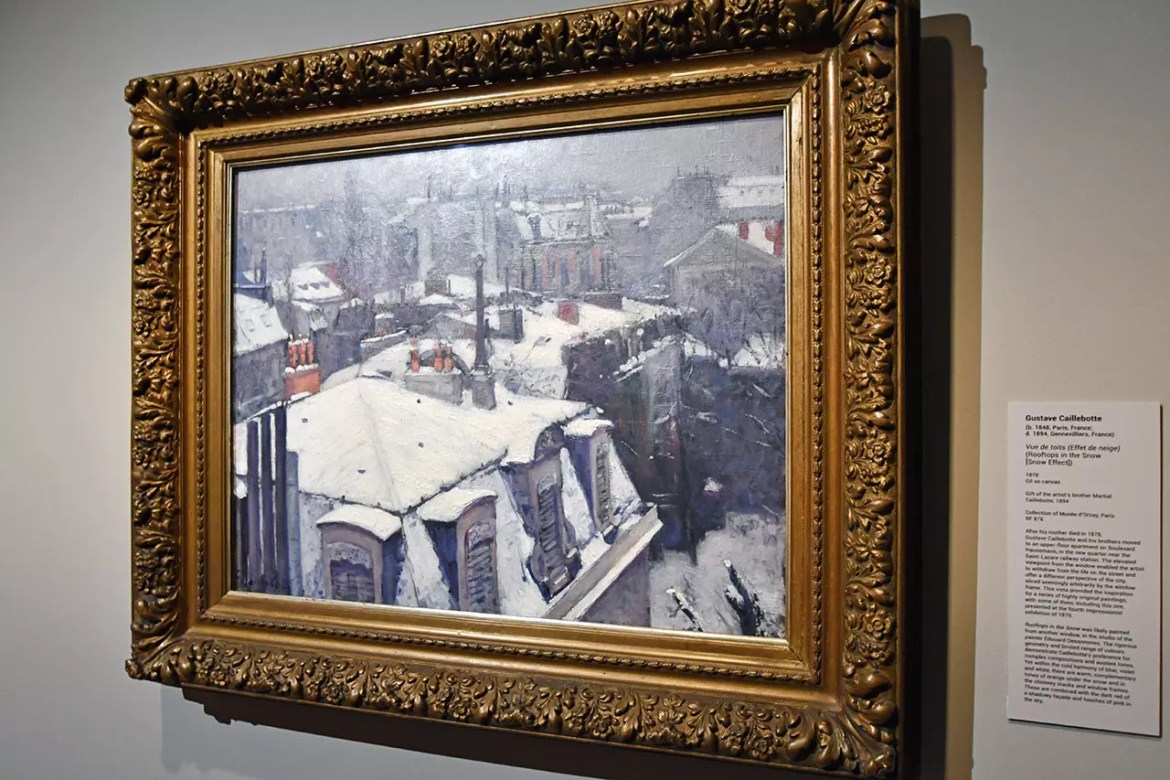 Century of Light Special Exhibition - Gustave Caillebotte