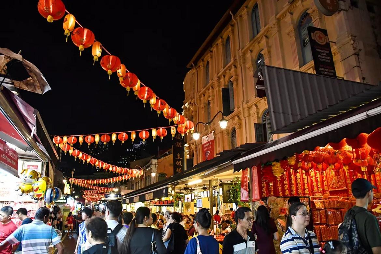 Chinatown Lunar New Year Market 2018