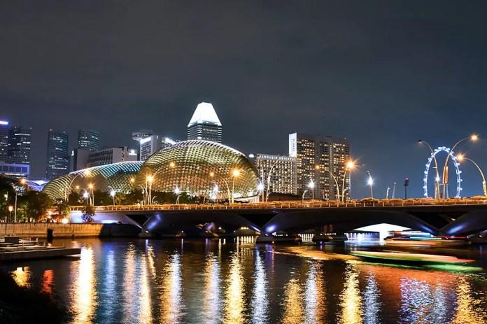 Esplanade - Theatres on the Bay 2018