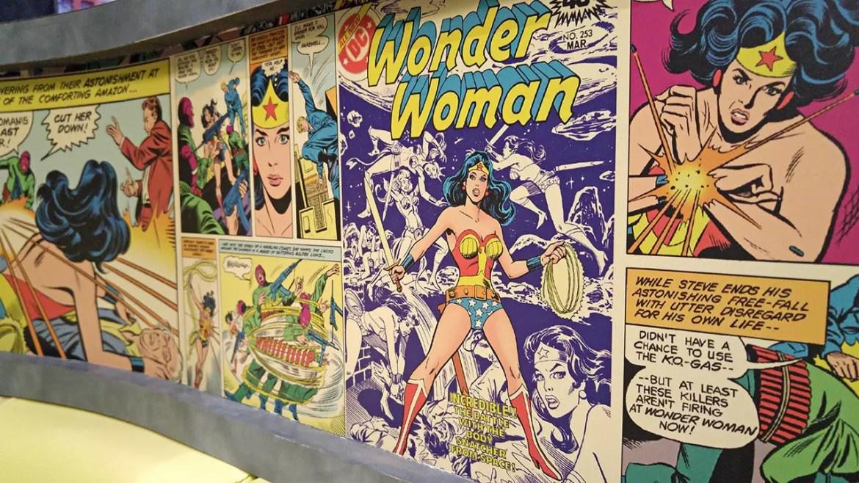 Wonder Woman Wallpaper.