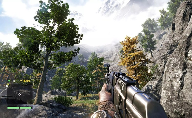 Far Cry 4 Open World.