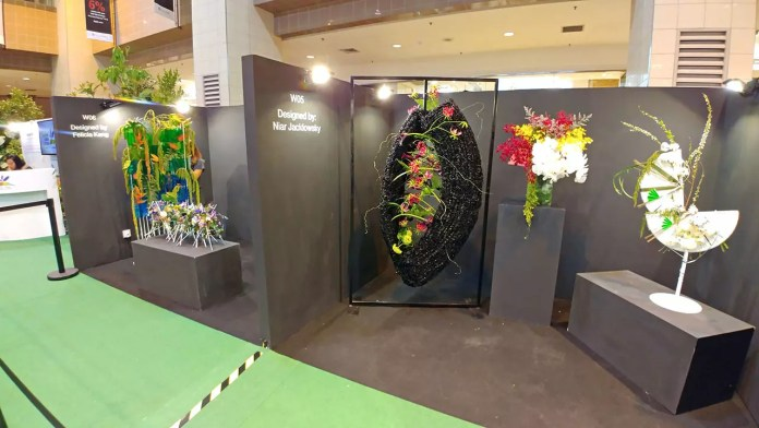 Launch of Singapore Garden Festival 2018 - Floral Windows to the World
