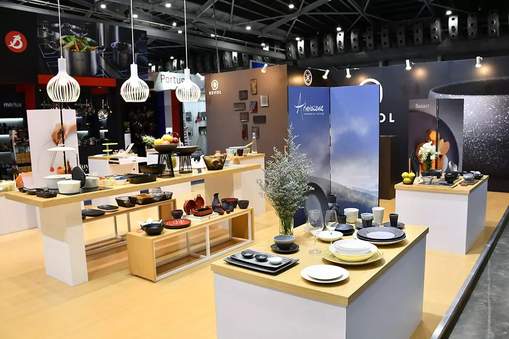 Food & Hotel Asia 2018 Dining Ware