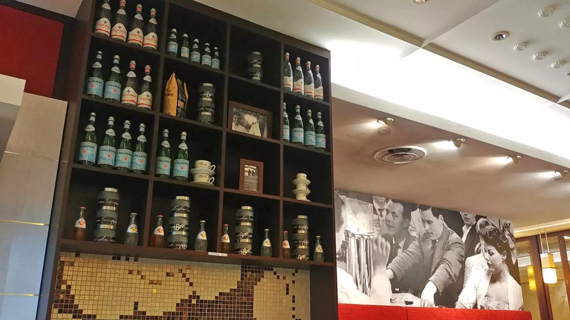 Brunetti Tanglin Mall Decor