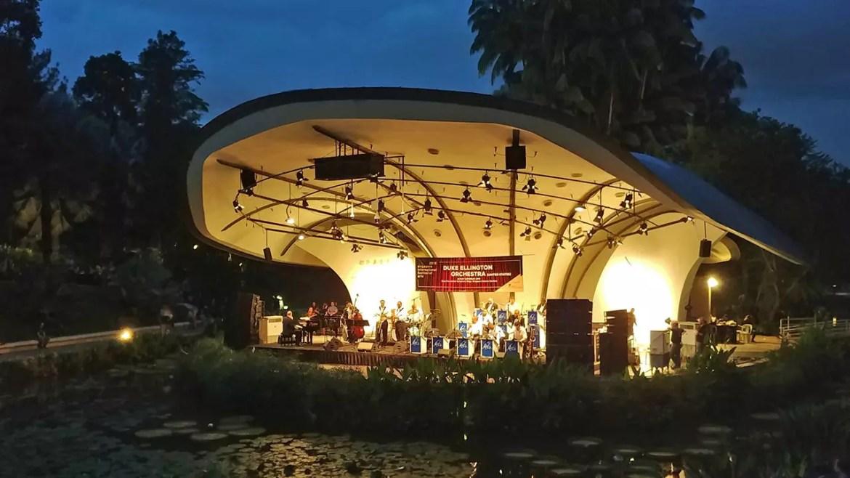 Duke Ellington Orchestra in Singapore - Mood Indigo