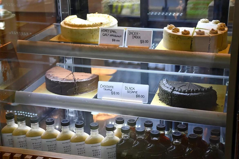Benjamin Barker Singapore Cakes