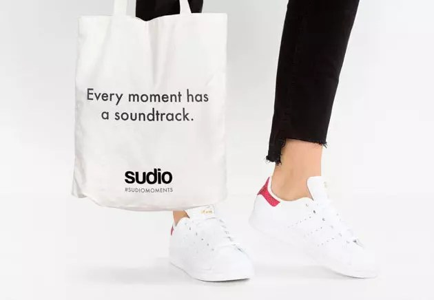 Complimentary tote bag with every Sudio Regent purchase