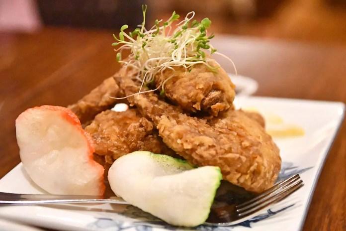 Indocafé Inchi Kabin Deep Fried Organic Chicken