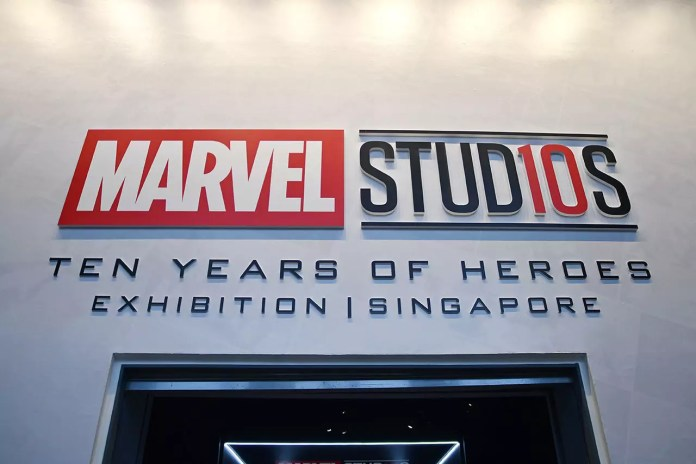Marvel Studios: Ten Years of Heroes Exhibition