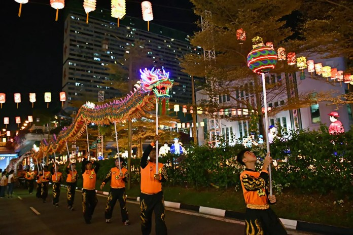Mid-Autumn Festival 2018 Celebrations in Singapore