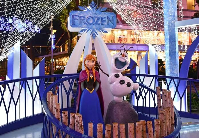 Disney Magical Moments | Anna and Olaf