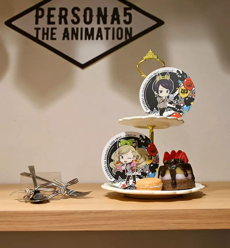 Persona 5: the Animation Coasters