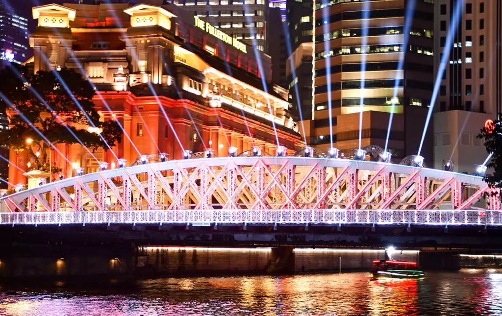 i Light Singapore Bicentennial Edition | Time Rhythm