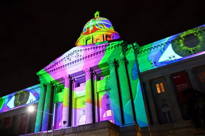 Light to Night Festival 2019 Bicentennial Edition | Through Her Eyes