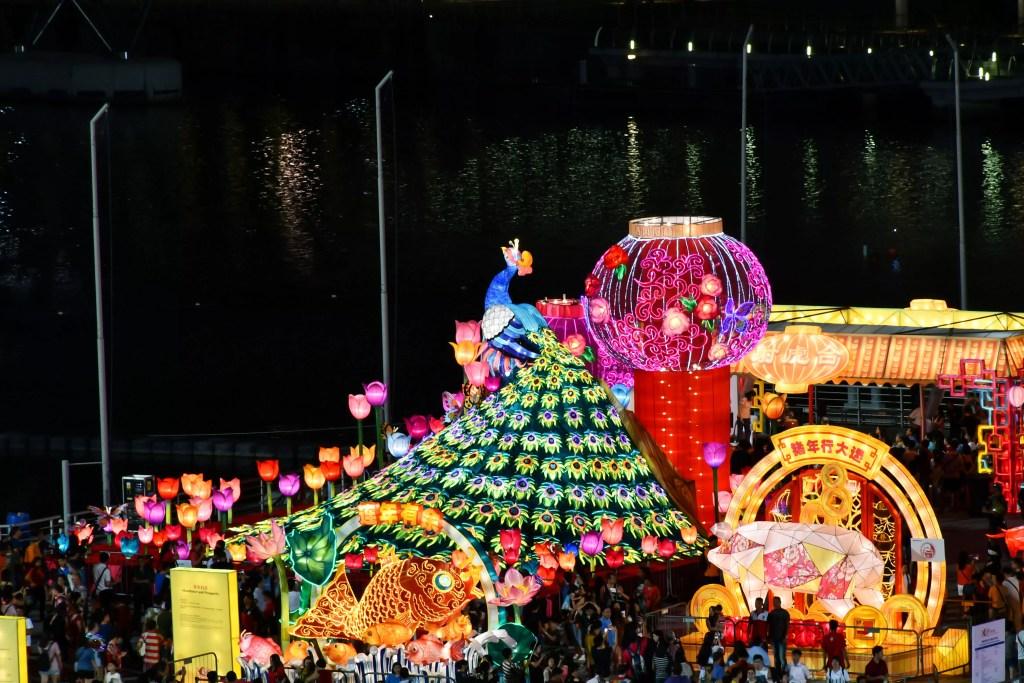 River Hongbao 2019   Happiness of Springtime
