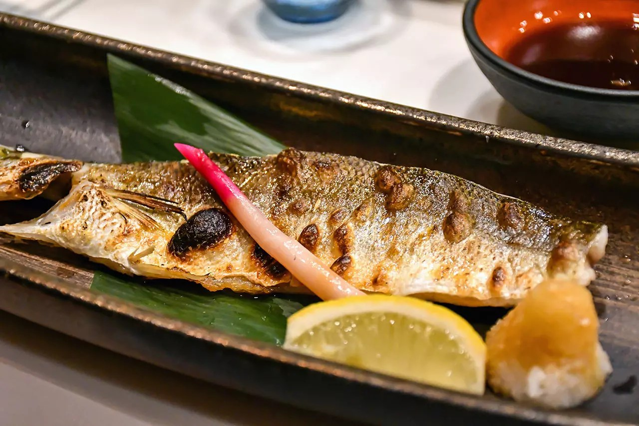 4 East Asian Restaurants in Singapore.