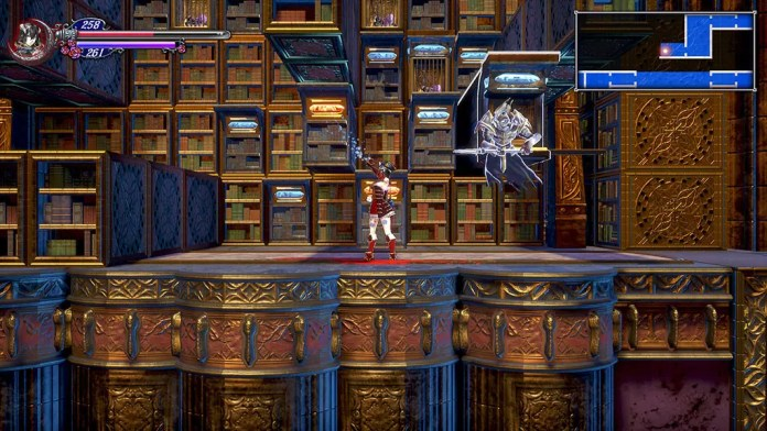 Bloodstained: Ritual of the Night Livre Ex Machina