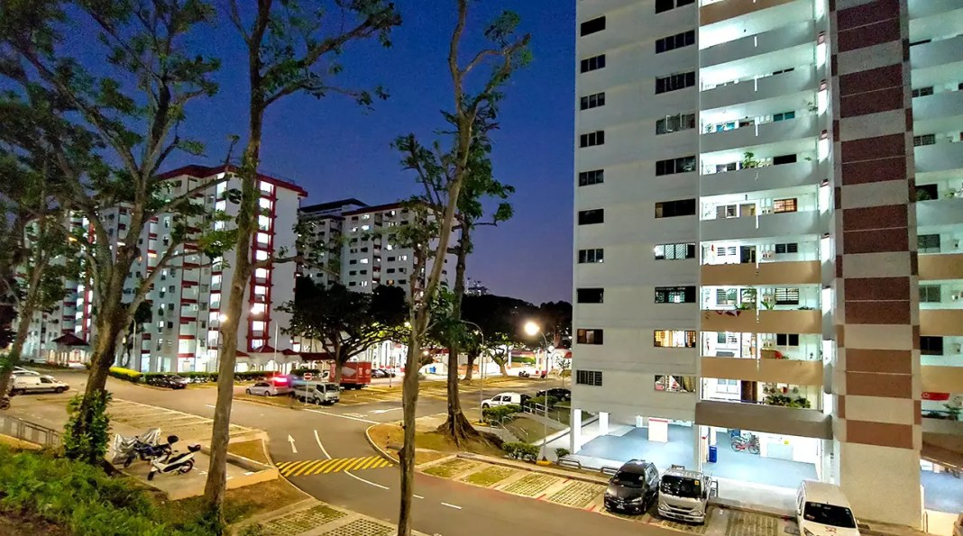 Ang Mo Kio Evening Pictures