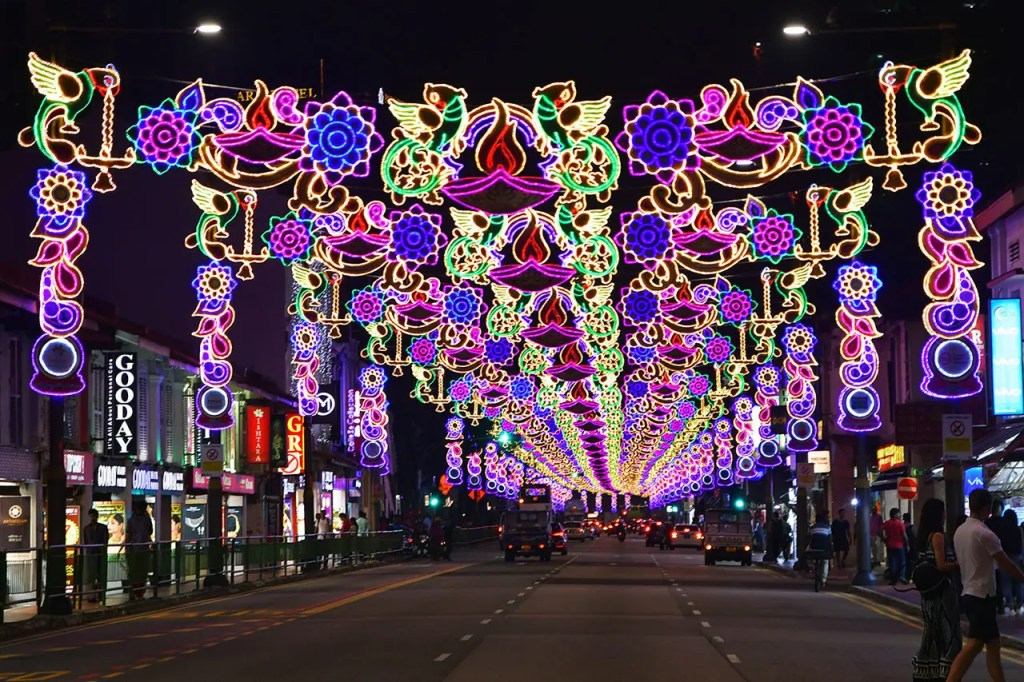 Serangoon Road Light-Up 2019