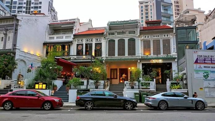 Mohamed Sultan Road.