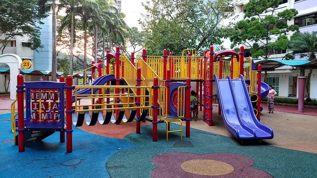Telok Blangah Playground.
