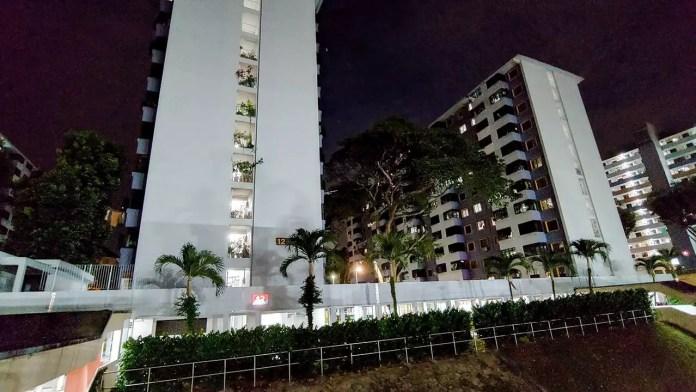 York Hill Estate, Singapore.