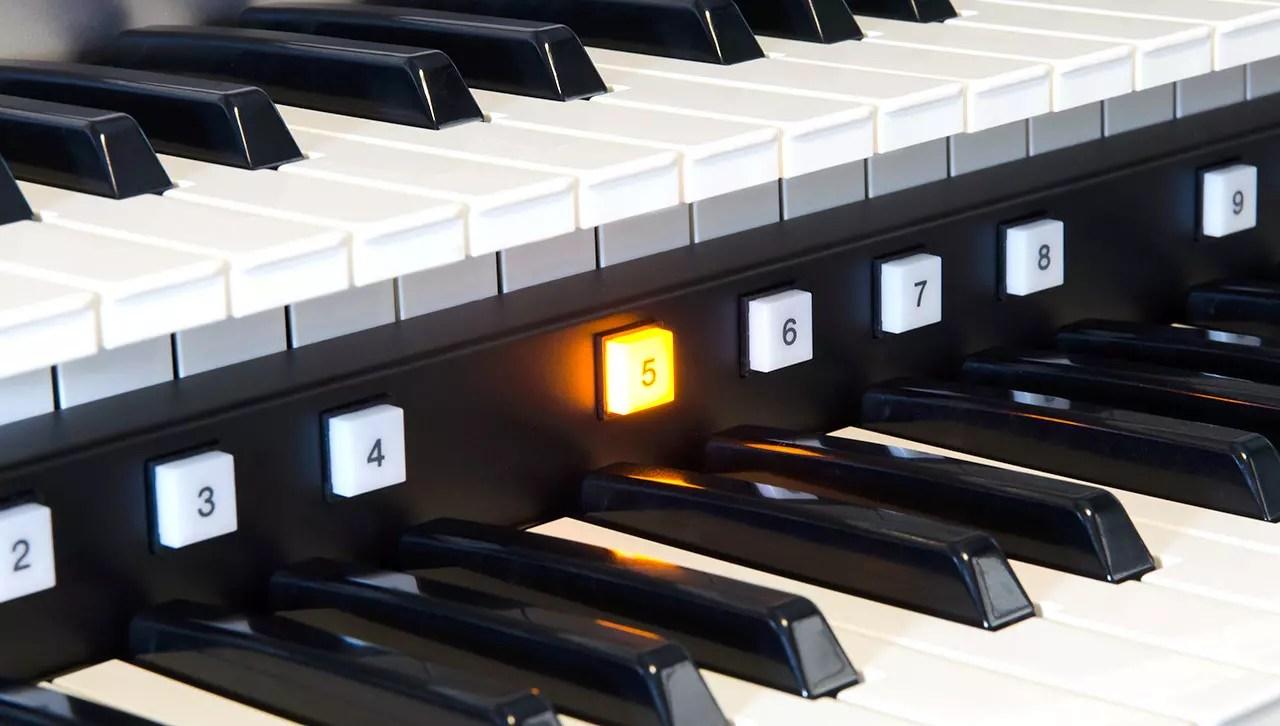 電子琴琴譜免費下載