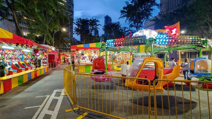 Orchard Road Christmas Village 2019