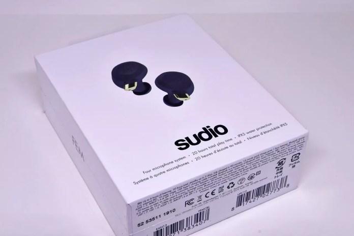 Sudio Fem True Wireless Earbuds