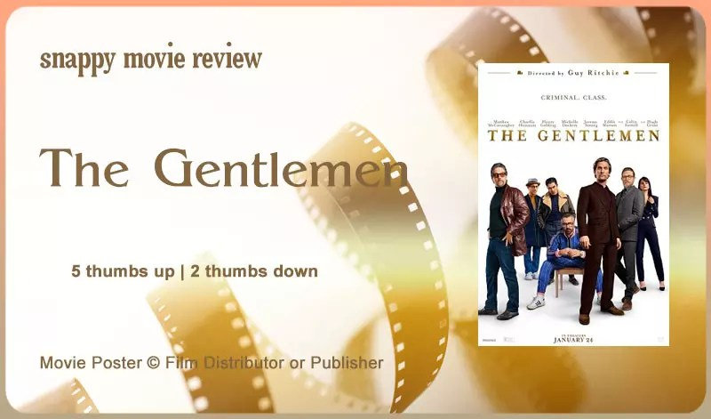 The Gentlemen Movie Review