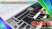 2020 Free Electone Sheet Music and Registration Data 4 – 婚紗背後 (Fen Sa Bui Hau).