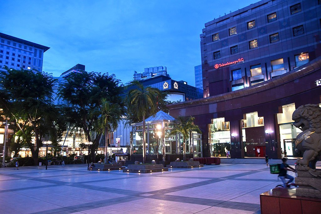 Orchard Road July 2020 Picture