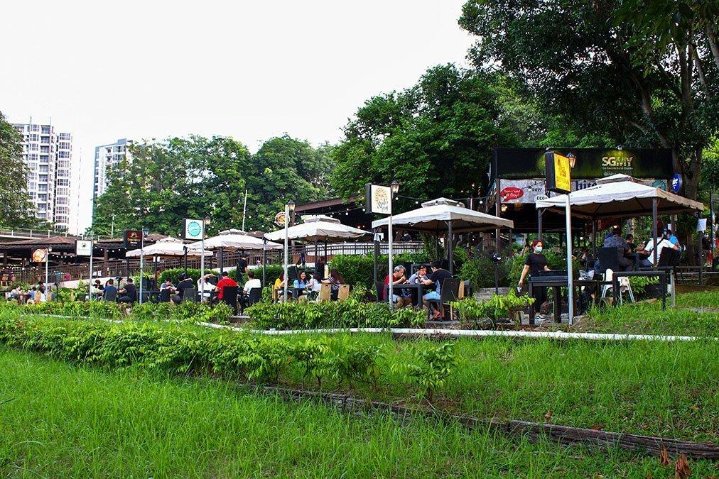 ORTO multi-recreational park.
