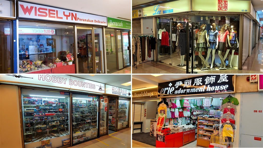 Katong Shopping Centre Shops