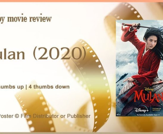 Mulan (2020) Review