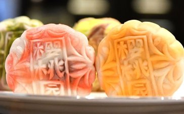 Yummy Facts about Chinese Mooncakes