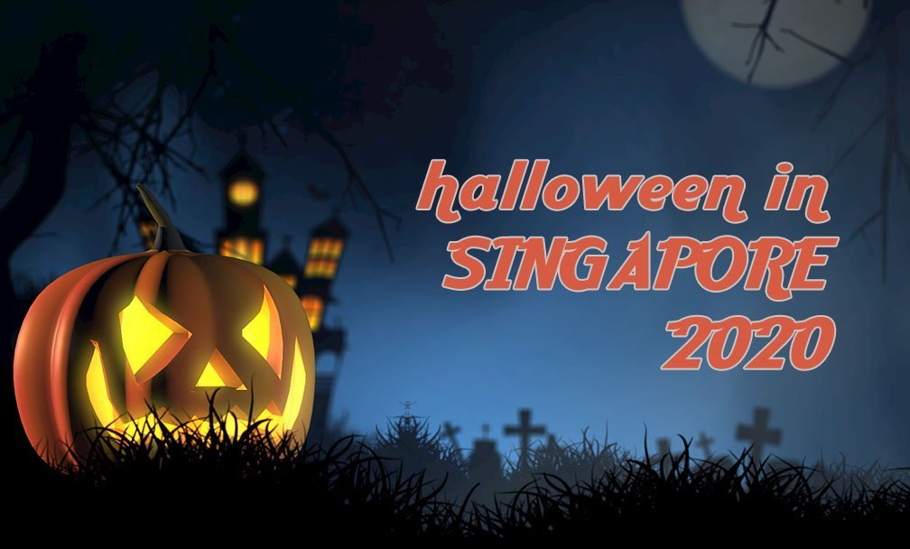 Singapore Halloween 2020 Events