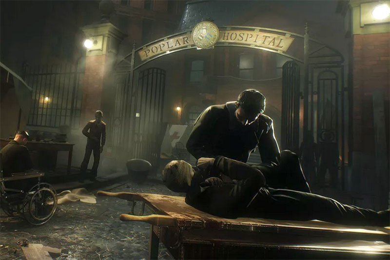 Vampyr Screenshot.